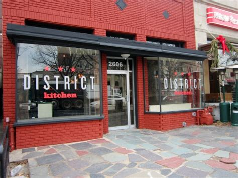 District Kitchen Dc by Neighborhood Eats District Kitchen And Another Open Artfully Chocolate Closes