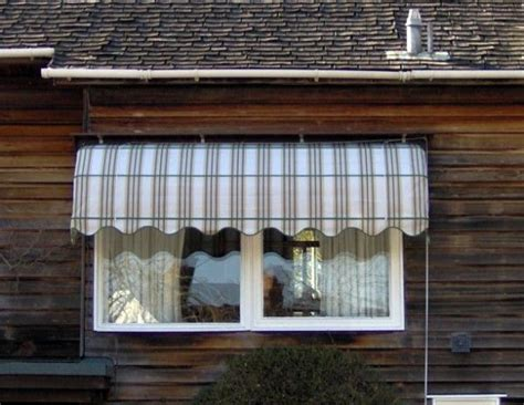 slatted window awnings window awning 101 outdoor design pinterest posts