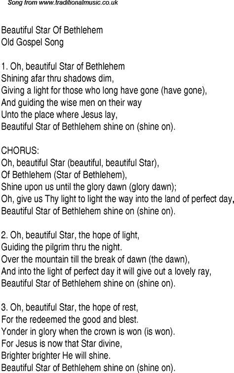 beautiful song beautiful words hymn