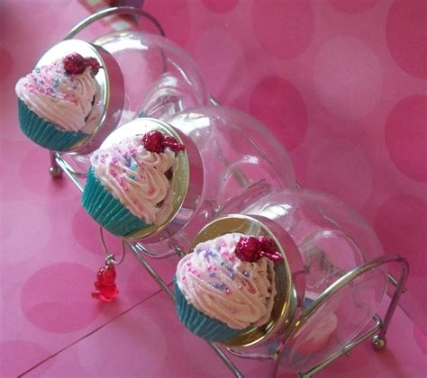 cupcake canister etsy set of cupcake mini canister jar jewelry storage