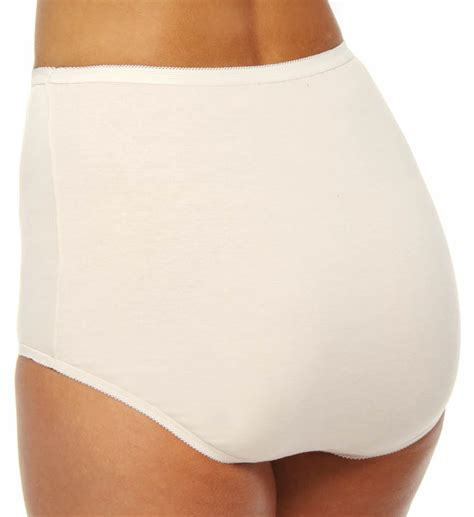 Vanity Fair Cotton Briefs by Vanity Fair 15318 Perfectly Yours Tailored Cotton Brief