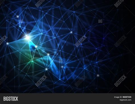 futuristic technology illustration stock images image abstract futuristic molecules vector photo bigstock