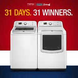 Hhgregg Sweepstakes 2014 - the maytag salutes our heroes sweepstakes with h h gregg win maytag appliances