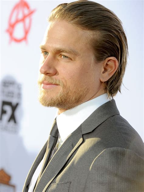 how to get the jax teller hair look charlie hunnam photos photos premiere of fx s quot sons of