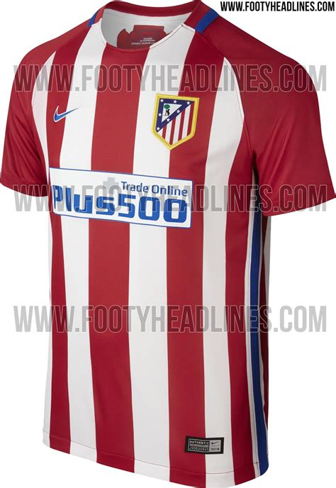 Jersey Play Atlico Madrid 2016 atletico madrid s new 2016 2017 home kit revealed sportbible