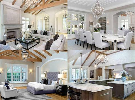 kardashian interior house inside kim kardashian and kanye west s 20 million dream house see the pics e news