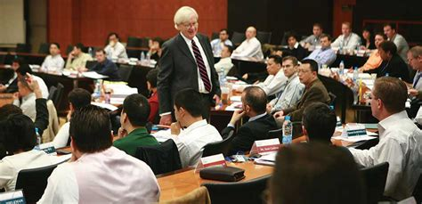 Wustl Mba Application by Executive Mba In Shanghai Washu Olin Business School