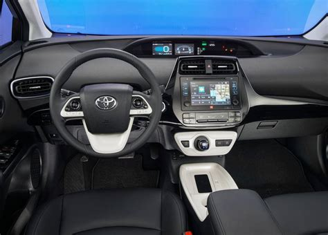 Interior Of Toyota Prius by 2017 Toyota Prius Redesign Release Date And Specs 2017