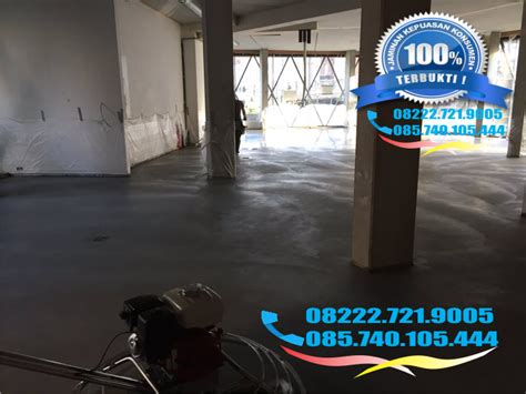 Jasa Tukang Trowel jasa trowel lantai beton floor hardener lantai epoxy