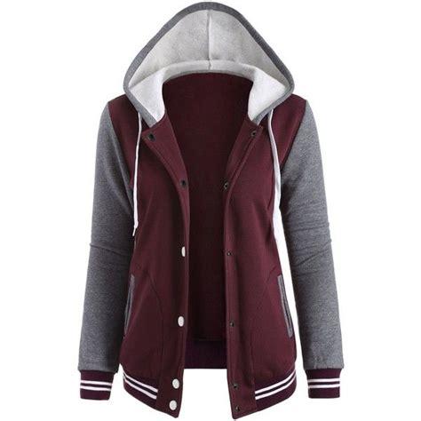 Sale Hoodie Jacket By Bershka 25 best ideas about baseball jackets on