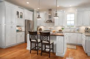 Shenandoah Kitchen Cabinets by Grove Arch Painted Linen Eclectic Kitchen Cabinetry