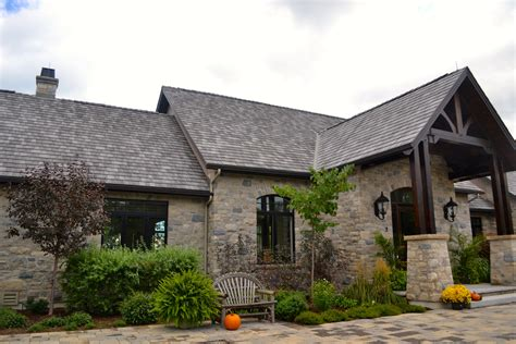 house slate canadian made slate roof substitute a convincing alternative baileylineroad