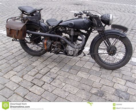Alte Motorrad Bilder by Vintage Motorcycle Stock Photo Image Of Rubber Cycle