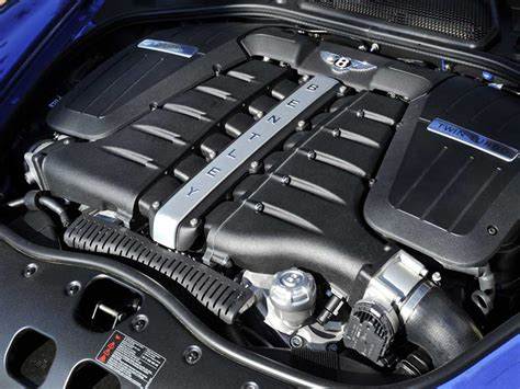bentley engine bentley aims to keep w12 engine plug in hybrids expected