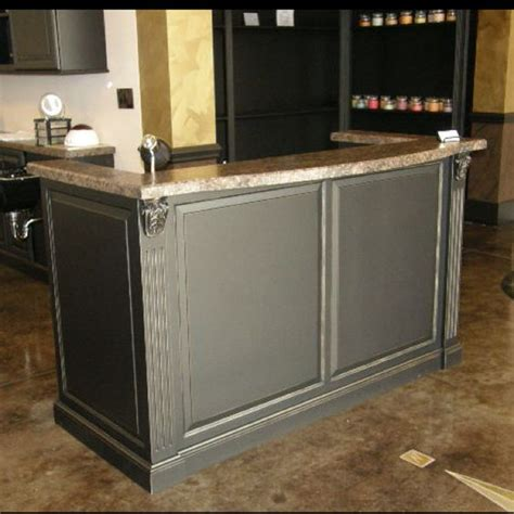 Reception Desk Ideas For The Shop Pinterest Concrete Reception Desk