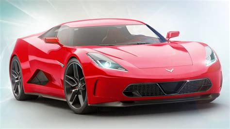 2020 Chevrolet Corvette Zo6 by 2020 Corvette C8 To Rewrite History And Of Sports