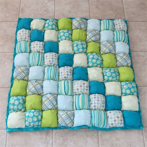Puff Quilt Baby Puff Quilt Design Your Own