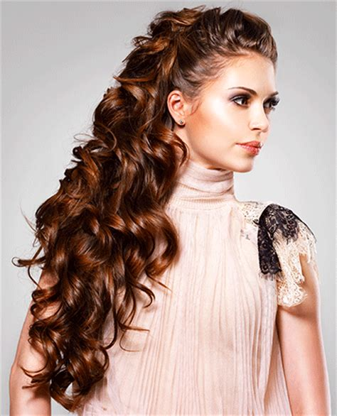 glamorous hairstyles long curly hair gorgeous and glamorous long curly hairstyles ohh my my
