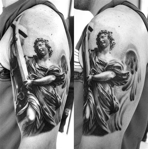angel statue by otto atti via flickr tattoos