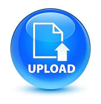 cv upload   organised