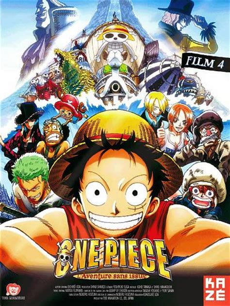 film one piece in streaming one piece film 4 l aventure sans issue streaming