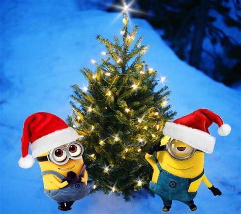 christmas minions minion christmas merry christmas minions minions wallpaper