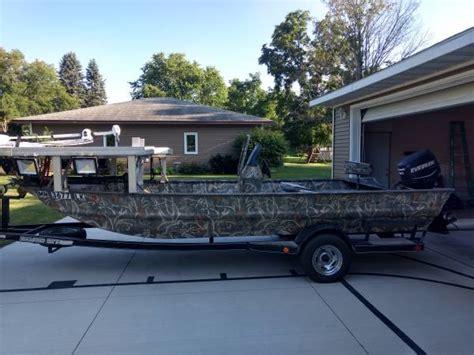 bowfishing boat mn ultimate bowfishing boat 18000 parkers prairie