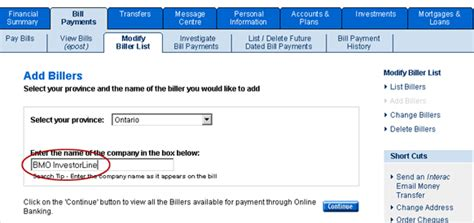 bank of montreal account bmo investorline faqs deposits into your bmo