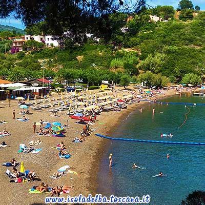 porto azzurro spiagge spiaggia di barbarossa isola d elba a porto azzurro