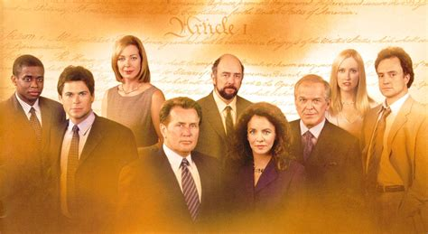 west wing the west wing ian s movie reviews