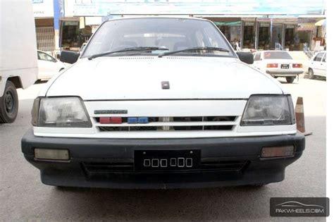 how do i learn about cars 1990 suzuki swift instrument cluster suzuki swift 1990 for sale in islamabad pakwheels
