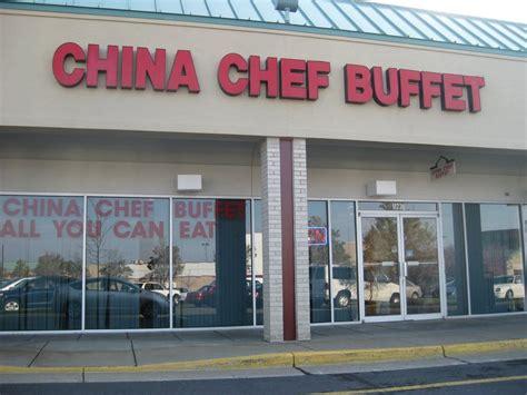 china chef buffet closed chinese fairfax va