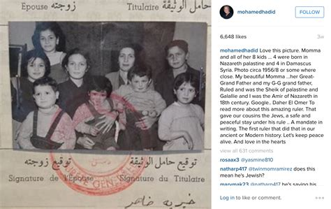 mohammed hadids religion not the only proud palestinian gigi hadid s father