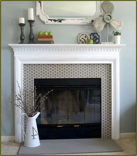 tile fireplace surround designs home design ideas