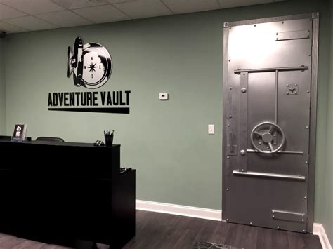adventure vault escape room - Escape Room Adventure