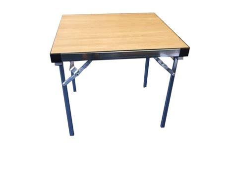 tavoli pieghevoli in alluminio slimlite tavoli leggeri pieghevoli in alluminio tonon