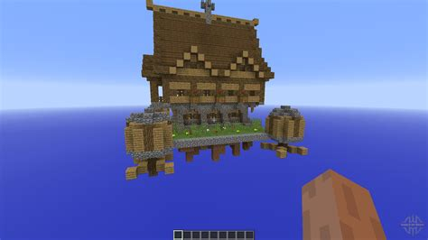 Steunk House For Minecraft