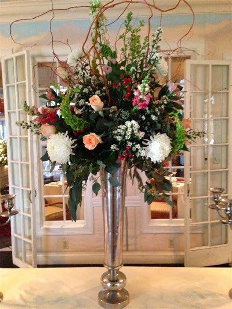 Large Flower Arrangements For Weddings by Foster Floral Design Large Flower Arrangements For