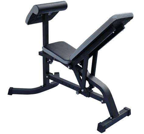 workout bench with preacher curl soozier incline flat adjustable exercise fitness workout