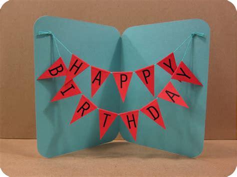 Ideas For Birthday Cards Homemade Birthday Card