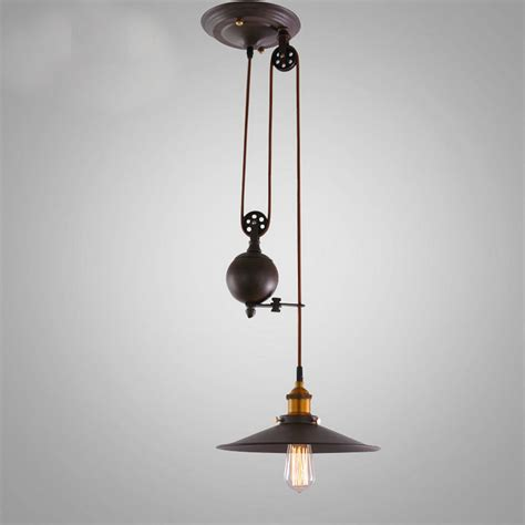 Pulley Pendant Lights Popular Pulley Pendant Light Buy Cheap Pulley Pendant Light Lots From China Pulley Pendant Light