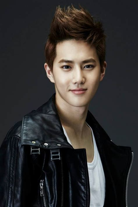 exo suho exo official wolf portraits suho exo planet pinterest