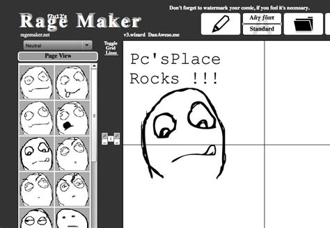 Create A Meme Comic - create troll face online comic rage creator make meme