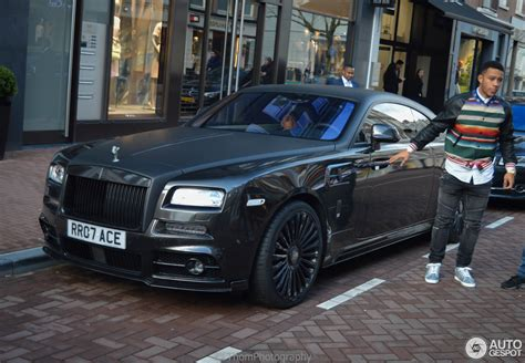 mansory rolls royce rolls royce mansory wraith 1 may 2016 autogespot