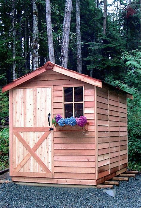 Easy Shed Kit by 30 Best Images About Cedarshed Storage Sheds On