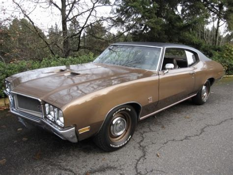 70 buick gs for sale 1970 buick skylark gs 350 bring a trailer