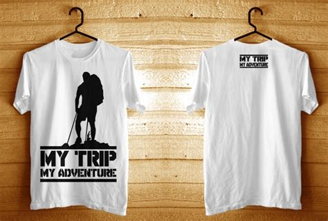 Kaos Obey Hitam Sablon Putih demam model kaos my trip my adventure