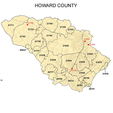 Howard County Property Records Howard County Images
