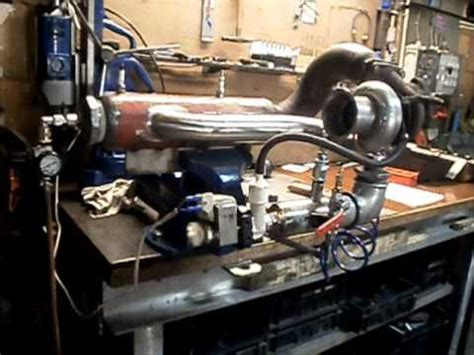 homemade turbo jet engine netherlands youtube