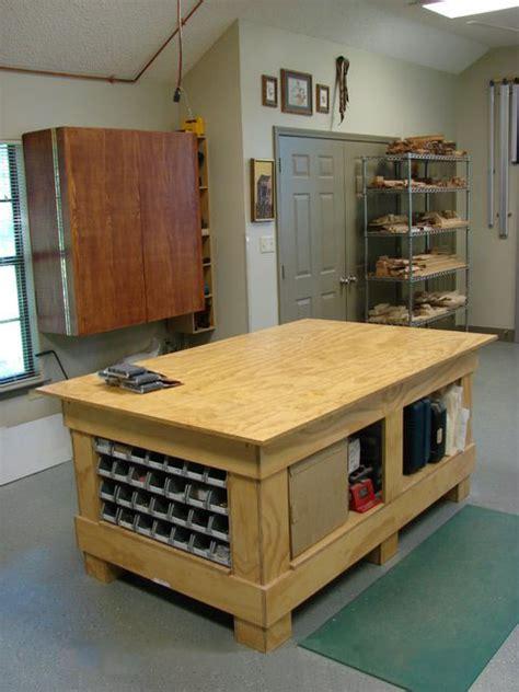 woodworking shop table shop8 jpg 480 215 640 pixels wood shop garage storage ideas